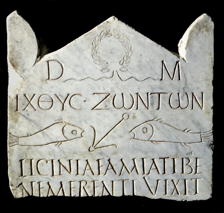 Funerary inscription of Licinia Amias