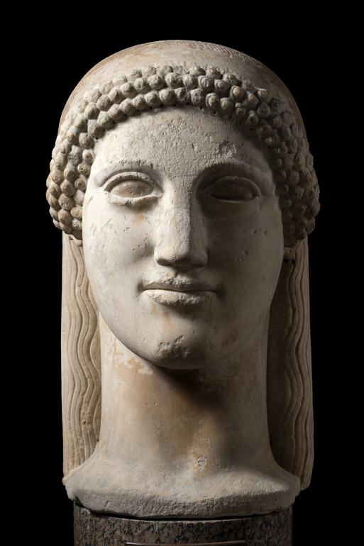 Ludovisi Acrolith