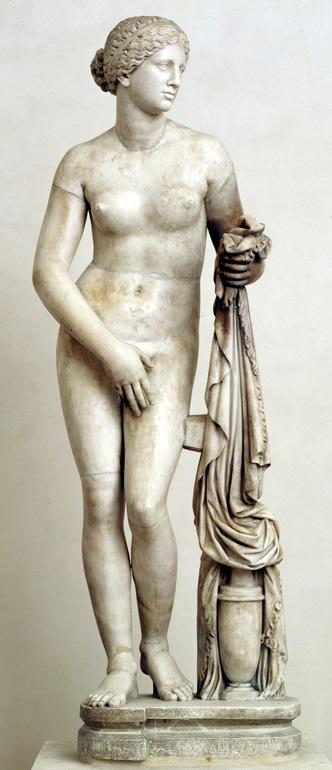 Statue of Aphrodite Cnidia