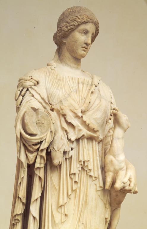 Statua di Menade