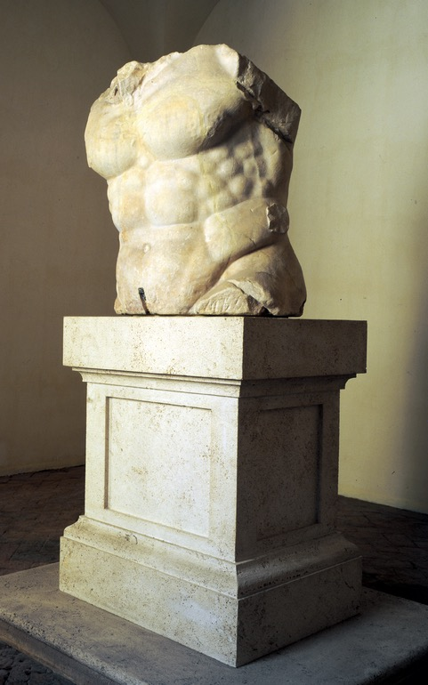 Torso of Polyphemus