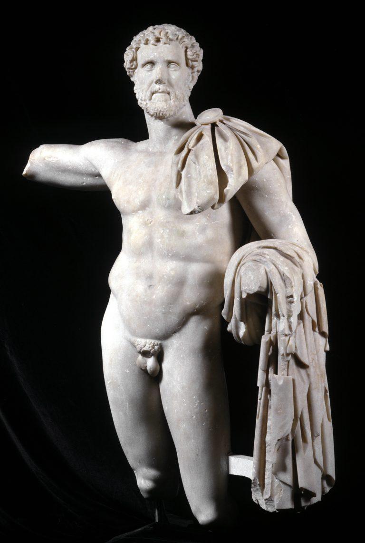 Statu ritratto di Antonino Pio