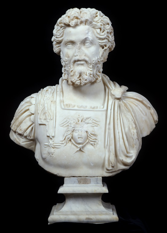 Bust of Septimius Severus