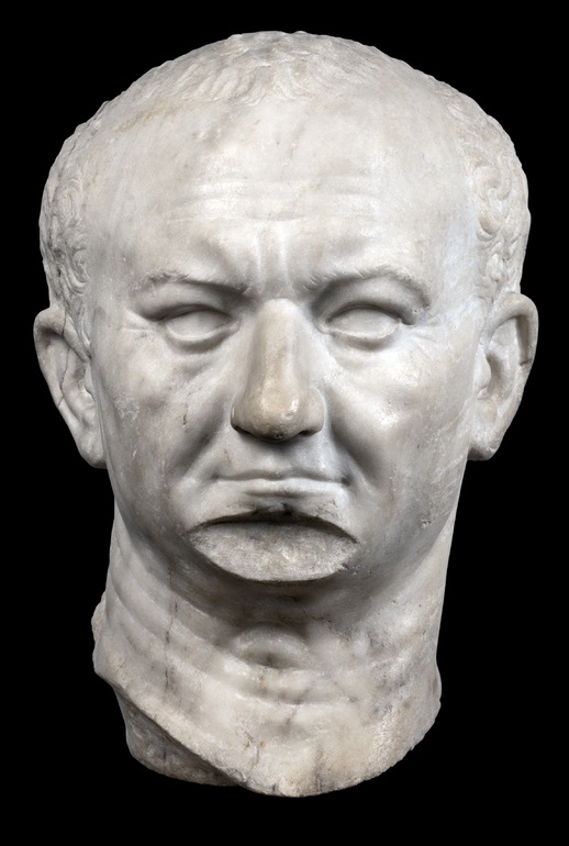 Bust of Vespasian